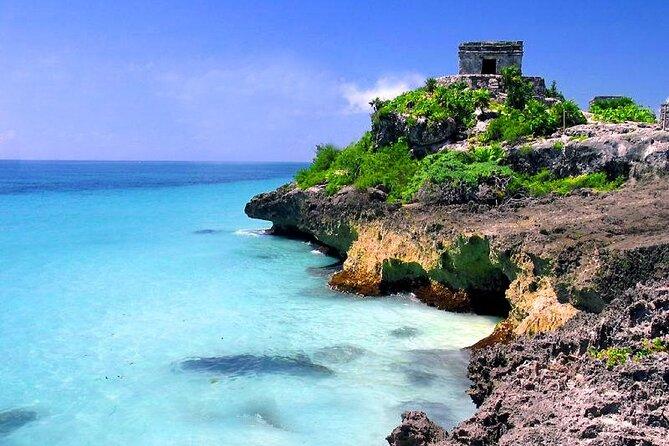 4 in 1 Tour - Coba, Cenote, Tulum & Playa del Carmen