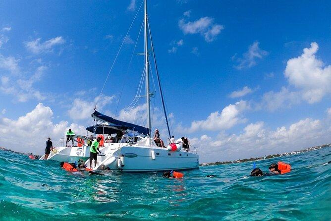 Tour Catamaran Cancun to Isla Mujeres