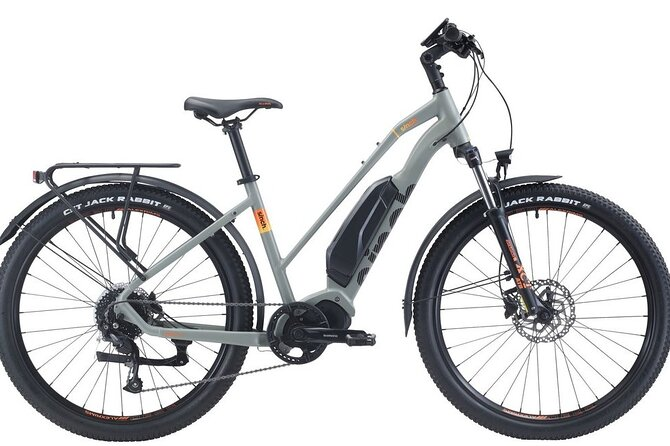 Napier E - Bike Hire