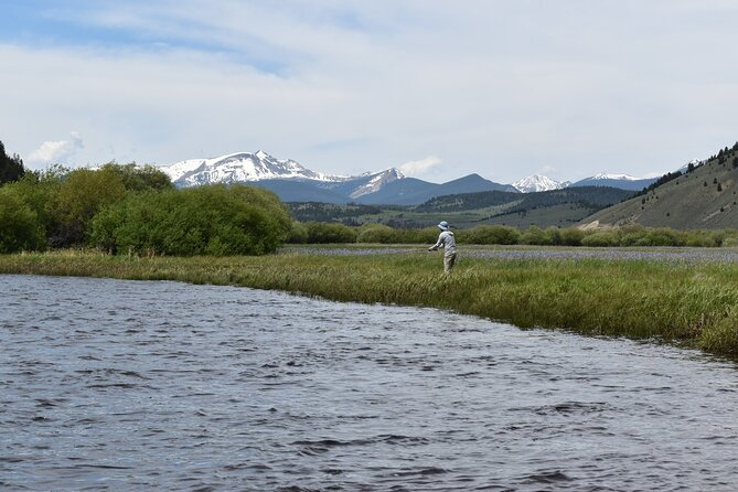 Private Guided Fly Fishing Trips in Western Montana