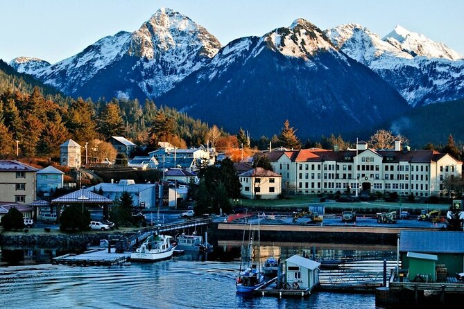 Sitka Self-Guided Audio Tour