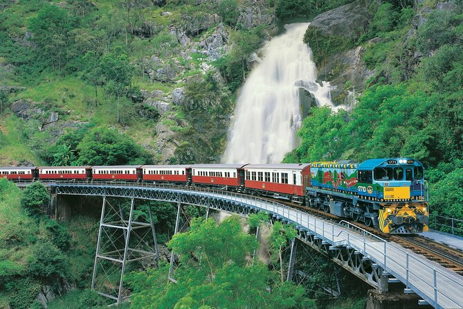 Kuranda tour with Kuranda Scenic Rail