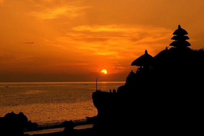 Ubud: Monkey Forest, Rice Terrace & Tanah Lot Tour