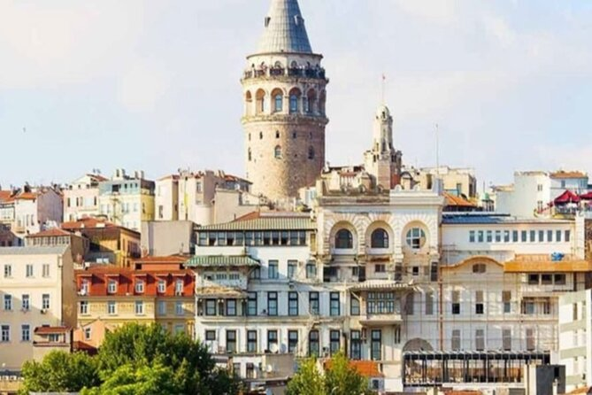 Best of Istanbul Tour Including: Blue Mosque, Bosphorus Cruise, Underground Cistern and More