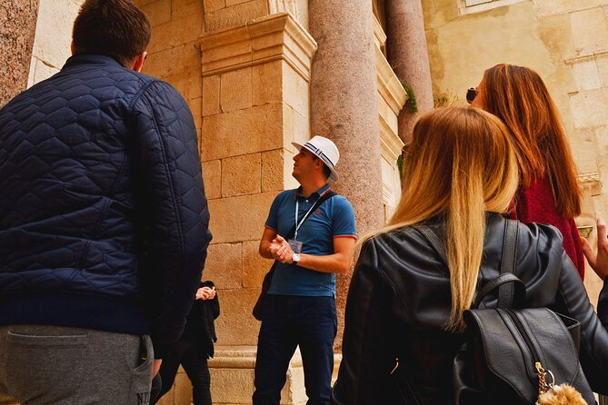 Private Walking Tour of Split with a Magister of History