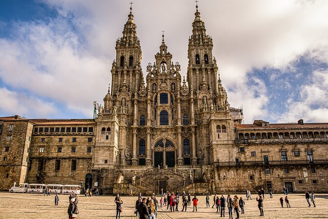 Private Santiago de Compostela Tour with Ticket to Cathedral