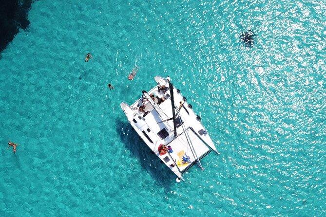 Catamaran excursions in the Asinara island National park