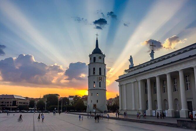 Private Vilnius Old Town Walking Tour