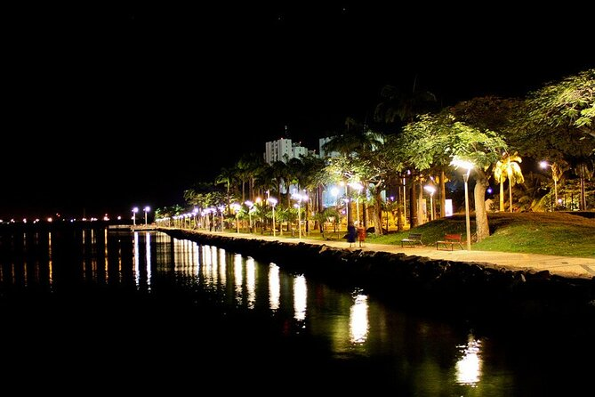 Guadeloupe Private Tour by Night with Local Driver