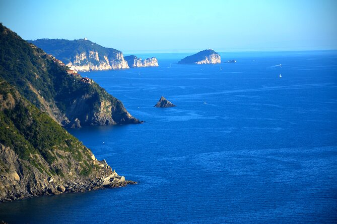 "Cinque Terre boat tour ""wonderful experience by sea"""