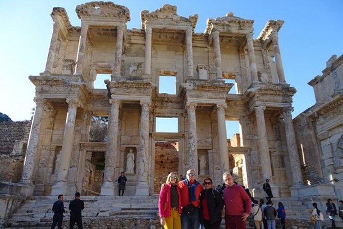 Private Tour : Best of Ephesus Tour from Kusadasi Port