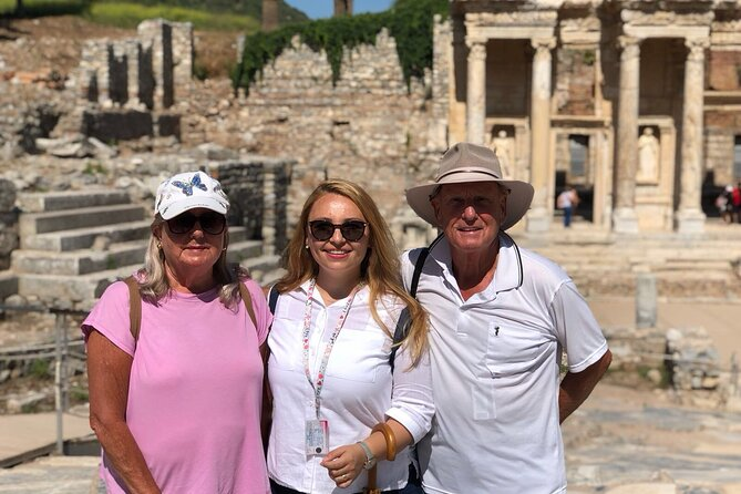 Private Tour : Customized Ephesus Tour for Cruisers from Kusadasi Ephesus Port