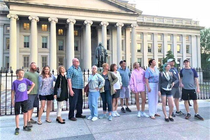 "Washington DC ""Morning Monuments"" Guided City Tour plus Arlington Cemetery Entry"