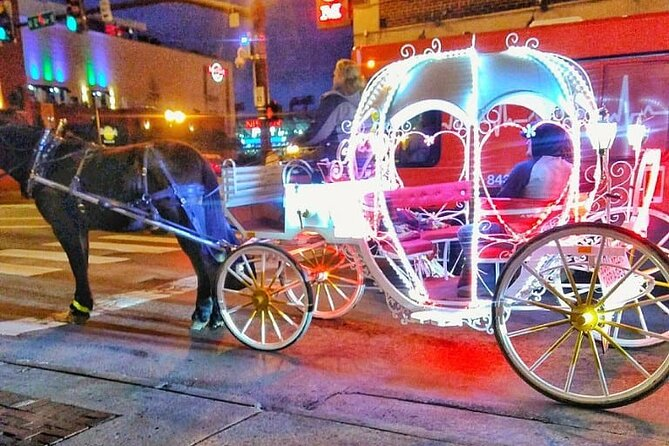 Historical Rides of Nashville - 20 Minute Narrated Ride