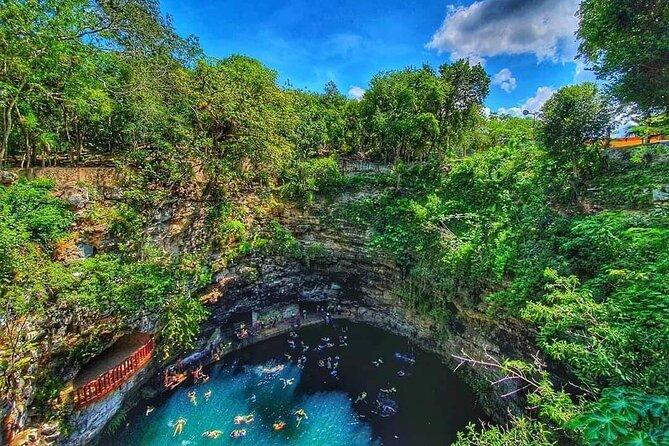 Excursion to Chichén Itzá, Valladolid and Cenote Xcajum by ATV