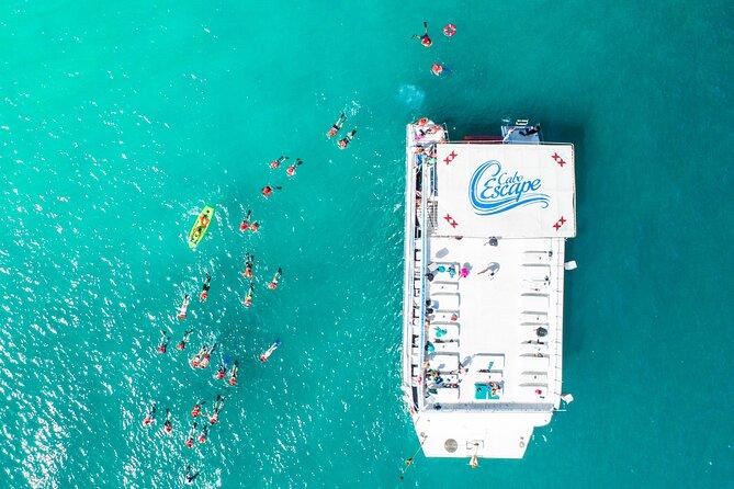 Cabo Escape Snorkel Fun Cruise