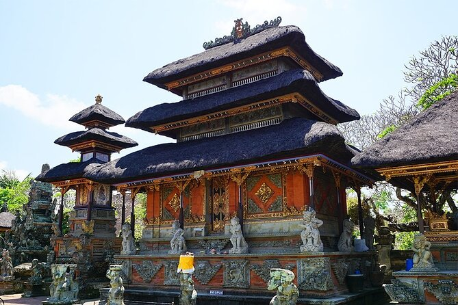 Bali: Full-Day Spiritual Cleansing and Shamanic Healing Tour Bali