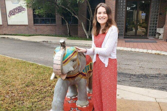 The San Antonio Shuffle Scavenger Hunt