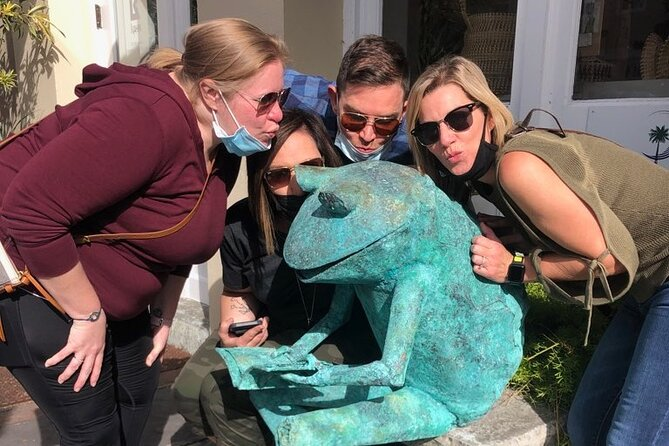 The Creative Charleston Scavenger Hunt