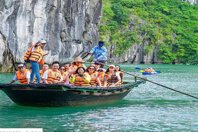 Halong Bay Cruise With Cristina Diamond Cruise 2days 1night