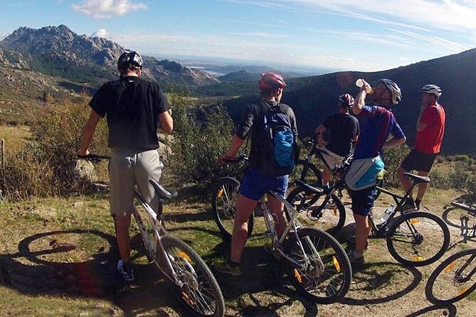 MTB in Madrid - Private (1-2 pax)