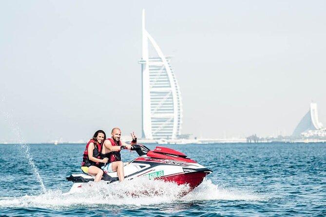 Jet Ski - Burj Al Arab-Jumeirah