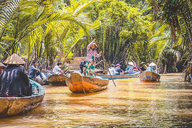 Mekong Delta 2Day 1Night My Tho - Ben Tre - Can Tho
