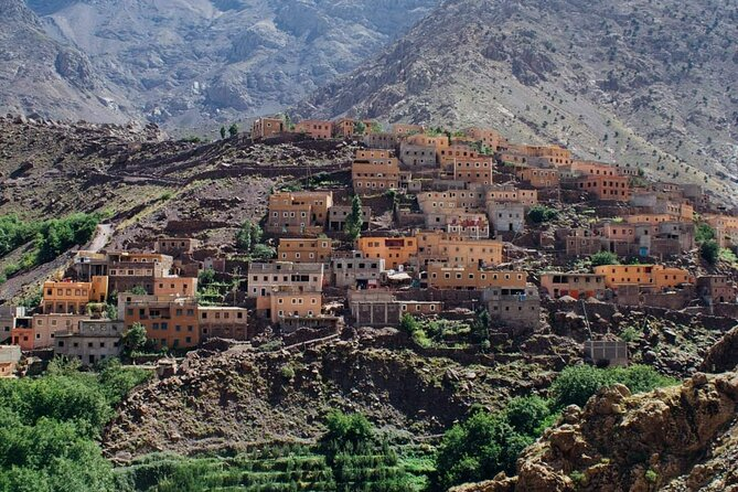Atlas Mountains And Camel Ride Guided Tour