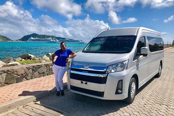 St Maarten VIP Sunset Tour