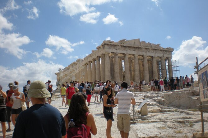 Private Full-Day Tour of Athens and Cape Sounion