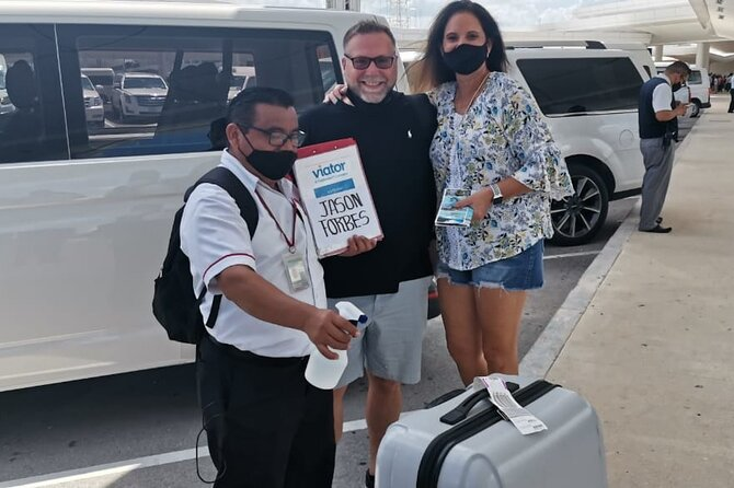 Cancun Int.Airport to Westin Resort and Spa 4-11 passengers ROUNDTRIP