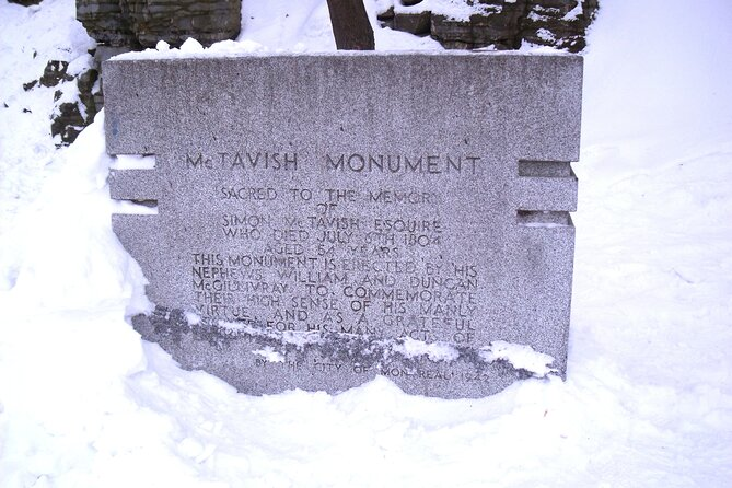 Virtual Tour Christmas Ghost Stories from Montreal