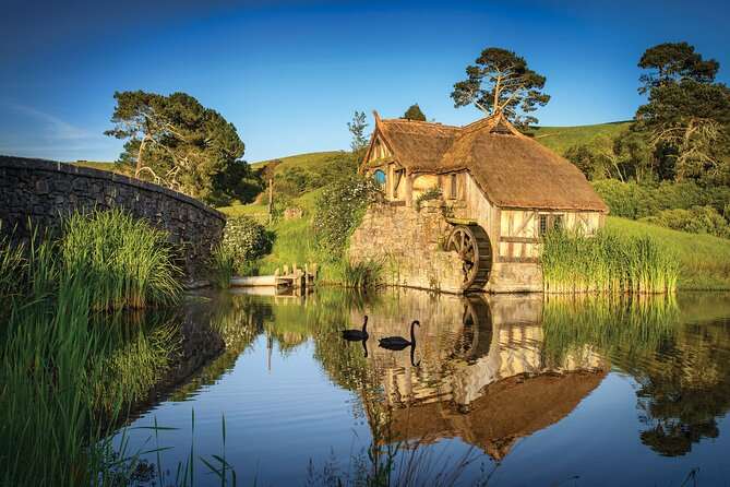 Small-Group Hobbiton and Waitomo Day Tour from Auckland