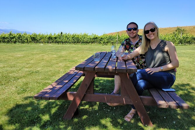 Half day Marlborough wine tour without lunch (4 hours) from Blenheim or Renwick