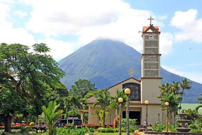 Private Transport JW Marriott to Arenal