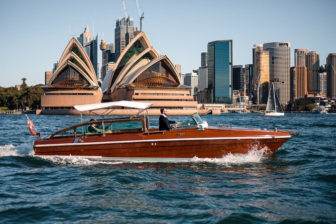 Private Luxury Cruise on Sydney Harbour for up to Six Guests