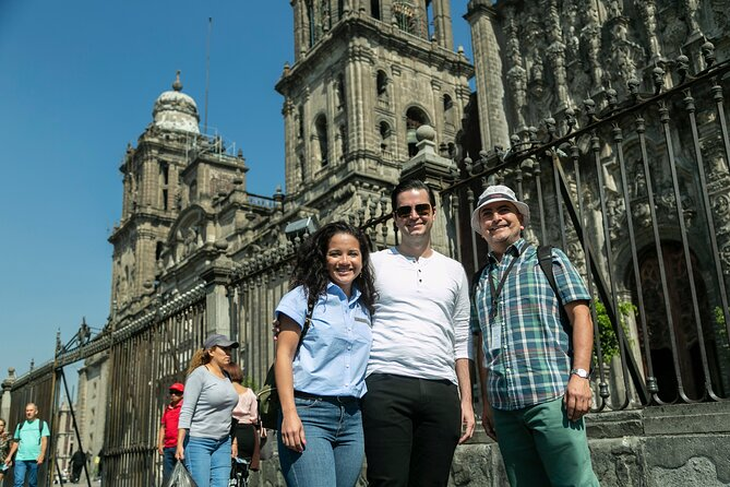 Must See Mexico City with a Local: Private & Personalised