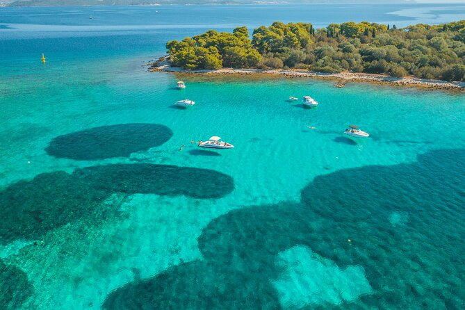 Island hopping (6 Islands) private tour from Trogir or Split