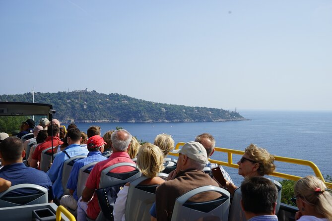Nice Le Grand Tour Hop-on Hop-off Sightseeing Bus