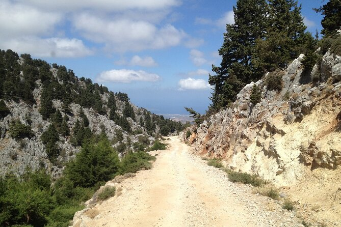 Uncharted Escapes: Crete White Mountains Safari Including Lunch