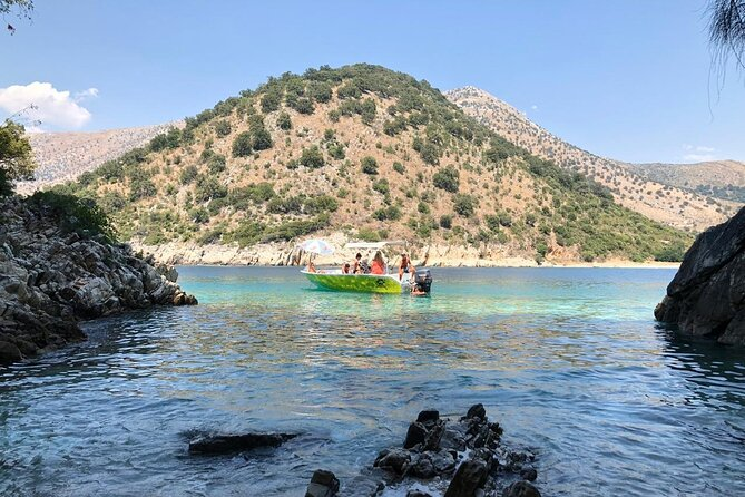 Travel by Boat to The Beaches of Krorëz and Kakome