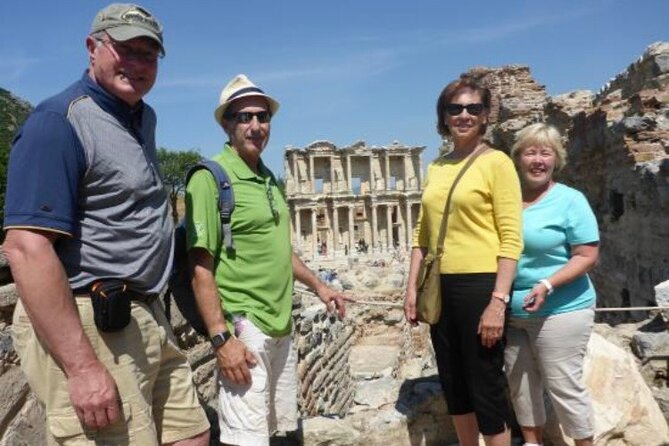 Private Tour : Best Seller Ephesus Private Tour From Cruise Port