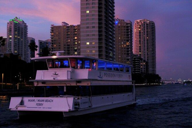 Miami Private Music Night Cruise