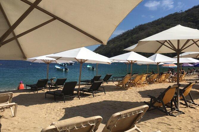 Opptil 7 personer privat båttur til Yelapa med snorkel på Los Arcos | 5 timer
