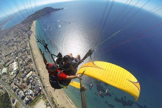 Tandem Paragliding Adventure From Alanya