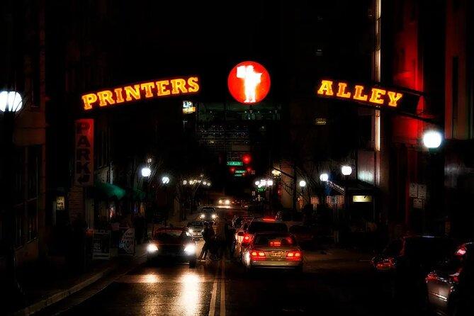 Nashville's Seeking Spirits Haunted Pub Crawl