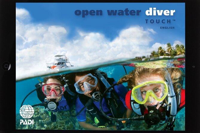 PADI Open Water Diver Course in Playa del Carmen