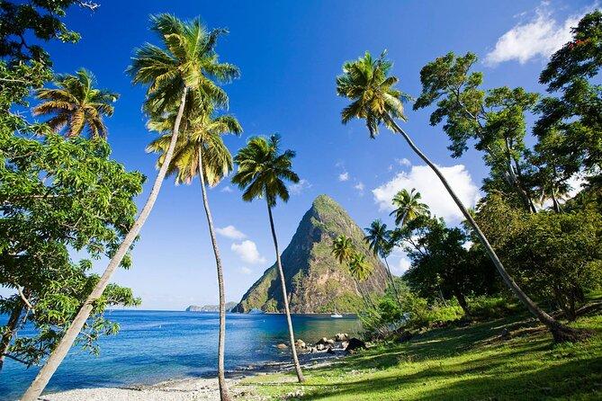 Private Island Dream Tour in Saint Lucia