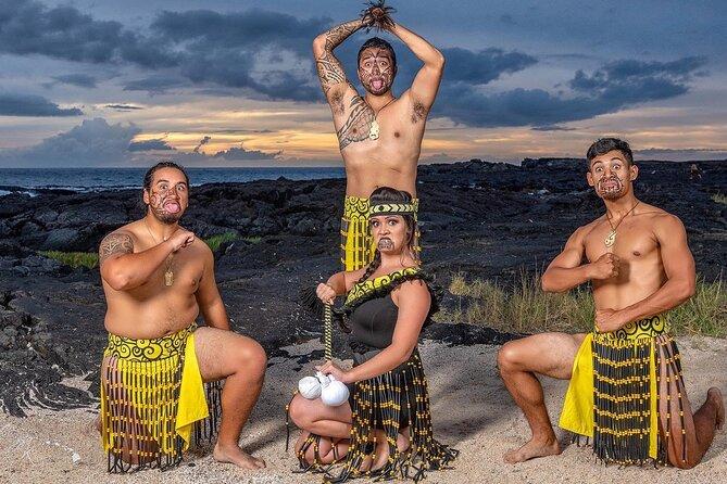 Entry Ticket to Hoʻomau-A Mai Grille Luau Show