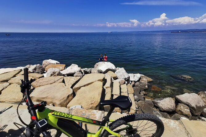 Slovenian coast Koper, Izola, Piran - Parenzana electric biking tour from Koper